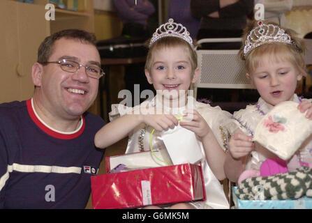 Operation Christmas Child - Stock Photo