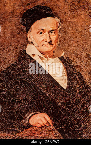 a biography of johann gauss a german mathematician and astronomer Johann carl friedrich gauss (gauß) (april 30, 1777 - february 23, 1855) was a german mathematician, astronomer and physicist with a very wide range of contributions he is considered to be.