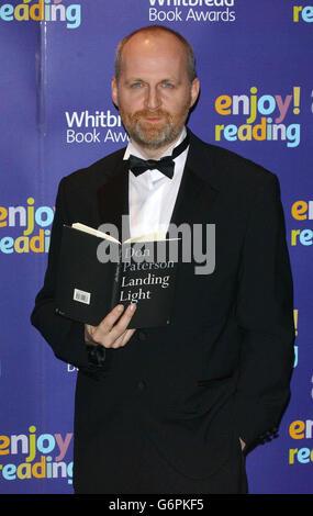 The Whitbread Awards 2003 - Stock Photo