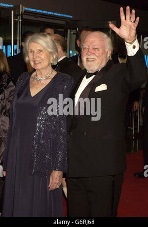Attenborough The Orange BAFTA Awards - Stock Photo