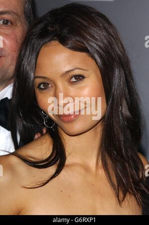 Thandie Newton ORANGE BAFTAS - Stock Photo