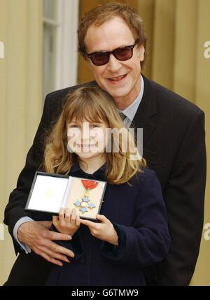 Ray Davies Investiture - Stock Photo