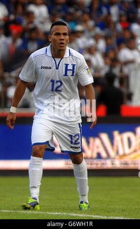 Soccer - Fifa Brazil 2014 World Cup - Honduras - Stock Photo