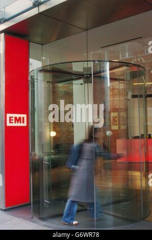 CITY EMI Job Cuts - Stock Photo