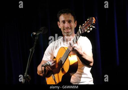 SHOWBIZ Jonathan Richman - Stock Photo