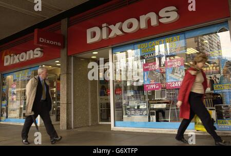 Electrical Stores: Dixons Electrical Stores Uk