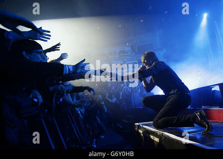 Teenage Cancer Trust concerts 2014 - London - Stock Photo