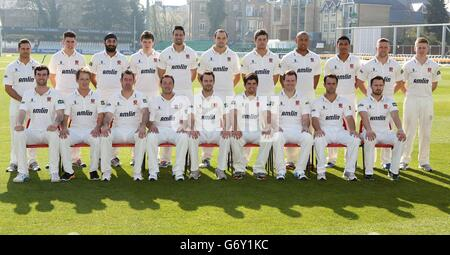 Cricket - 2014 Essex CCC Media Day - The County Ground - Stock Photo