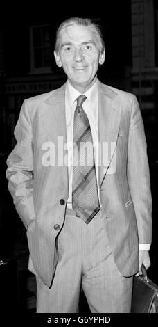 Len Murray - Stock Photo