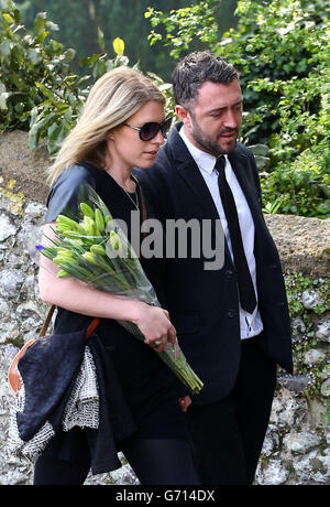 Peaches Geldof death - Stock Photo