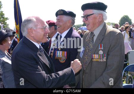 D-DAY  60th Anniversary - Stock Photo