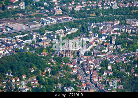 St Elisabeth's Church, Marburg, Hesse, Germany Stock Photo