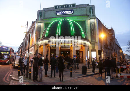 London Music Venues - Stock - Stock Photo