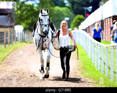 Equestrian - Royal Windsor Horse Show - Day Two - Windsor Castle - Stock Photo