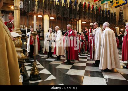 Henry VII Lady Chapel Westminster Abbey London UK Stock Photo Royalty Free I