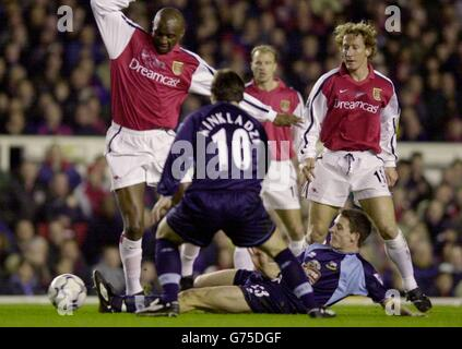 Arsenal v Derby - Stock Photo