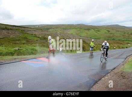 Cycling - Tour de France Preview - Day Four - Stock Photo