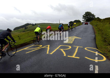 Cycling - Tour de France Preview - Day Five - Stock Photo