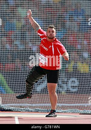 Sport - 2014 Commonwealth Games - Day Five - Stock Photo