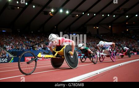 Sport - 2014 Commonwealth Games - Day Six - Stock Photo