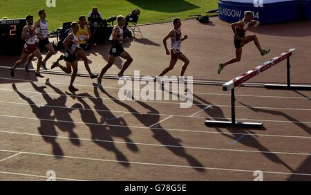 Sport - 2014 Commonwealth Games - Day Nine - Stock Photo