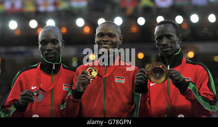 Sport - 2014 Commonwealth Games - Day Nine - Stock Photo