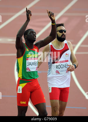 Sport - 2014 Commonwealth Games - Day Seven - Stock Photo