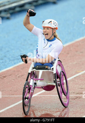 Sport - 2014 Commonwealth Games - Day Eight - Stock Photo