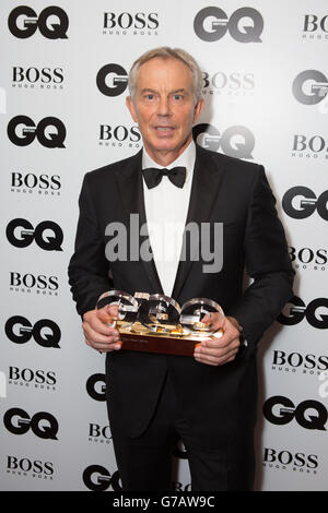 GQ Men of the Year Awards 2014 - London - Stock Photo