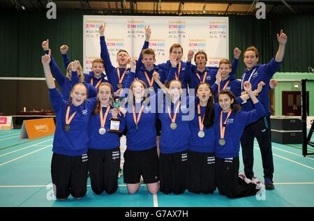 Sport - Sainsbury's 2014 School Games - Day Two - Manchester - Stock Photo