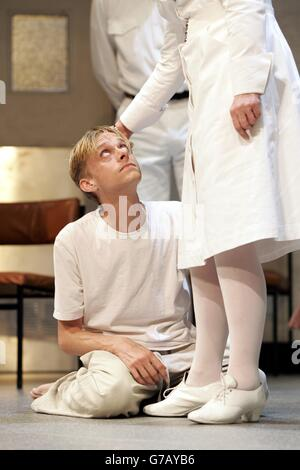 One Flew Over The Cuckoo's Nest Rehearsal - Stock Photo