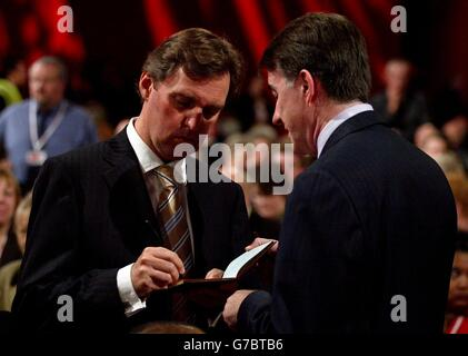 The Labour Party Annual Conference - Stock Photo