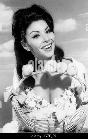 Film - Actress Gloria Paul - Stock Photo