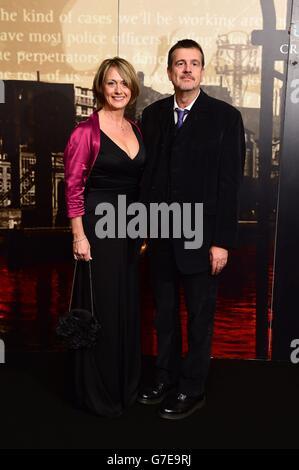 Specsavers Crime Thriller Awards- London - Stock Photo