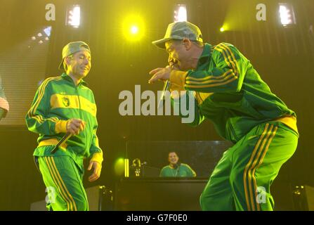 The Beastie Boys - Stock Photo