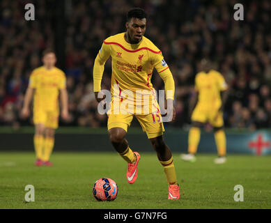 Soccer - FA Cup - Fifth Round - Crystal Palace v Liverpool - Selhurst Park - Stock Photo