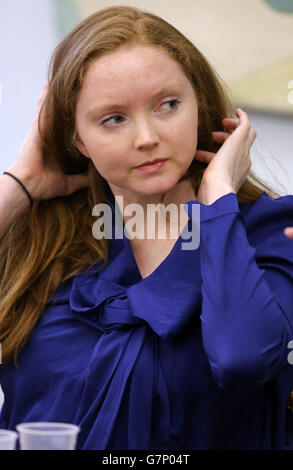 Fashion Question Time event - London - Stock Photo