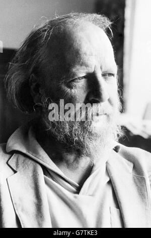 Literature - William Golding - Stock Photo