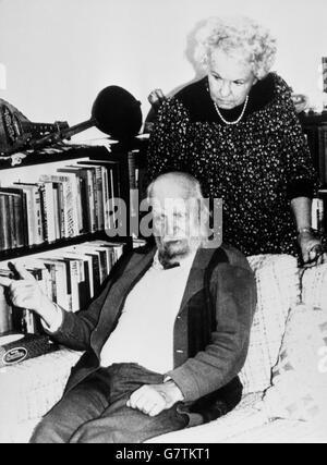 Literature - Nobel Prize - William Golding - Stock Photo