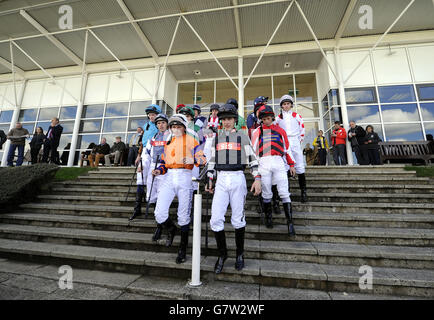 Horse Racing - The bet365 Inaugral Flat Meeting and Family Raceday - Wetherby Racecourse