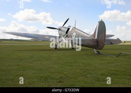 Spitfire sale - Stock Photo