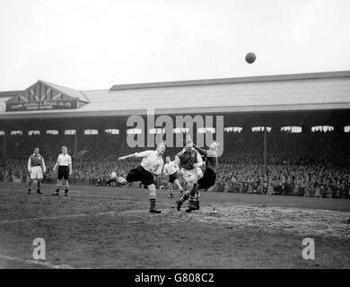 Soccer - Football League Division Two - Fulham v Ipswich Town - Craven Cottage - Stock Photo