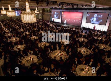 CBI annual dinner - Stock Photo
