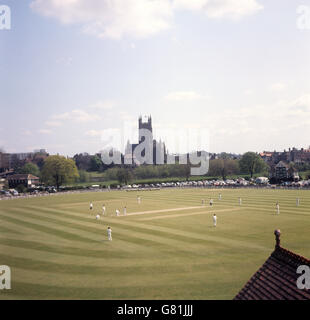 Worcestershire County Cricket Club - Stock Photo