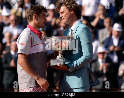 Tennis - 2015 French Open - Day Fifteen - Roland Garros