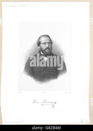 Baudrillart, Henri Joseph Léon - Stock Photo