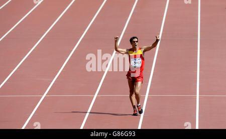 Athletics - IAAF World Championships - Day Two - Beijing National Stadium - Stock Photo