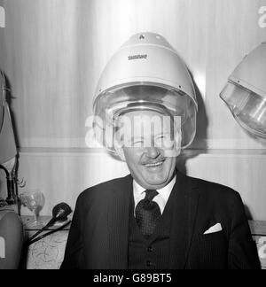 Television - Actor Raymond Francis - London - Stock Photo