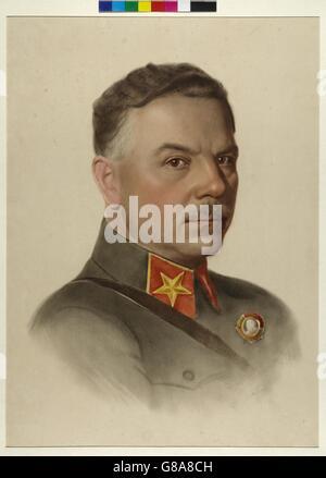 Woroschilow, Kliment - Stock Photo