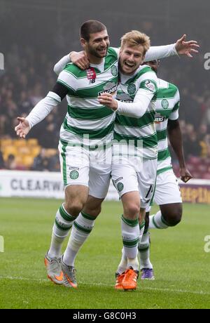 Soccer - Ladbrokes Scottish Premiership - Motherwell v Celtic - Fir Park - Stock Photo